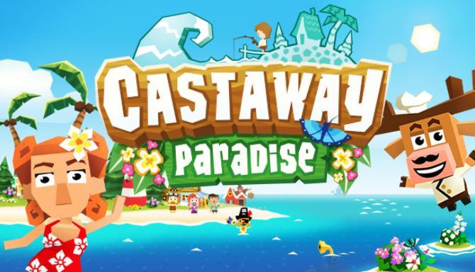 Castaway Paradise - Town Building Sim Free Download