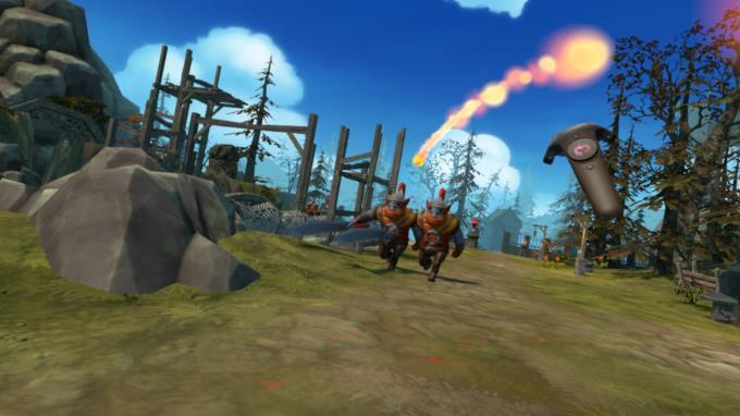 Castle Wars VR PC Crack