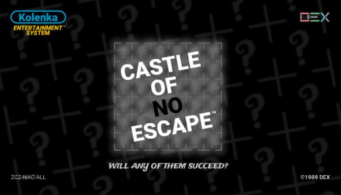 Castle of no Escape Free Download
