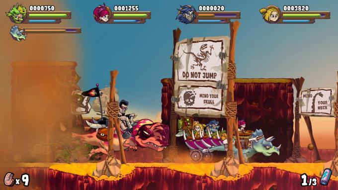 Caveman Warriors Torrent Download