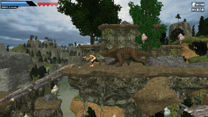 Caveman World: Mountains of Unga Boonga Torrent Download