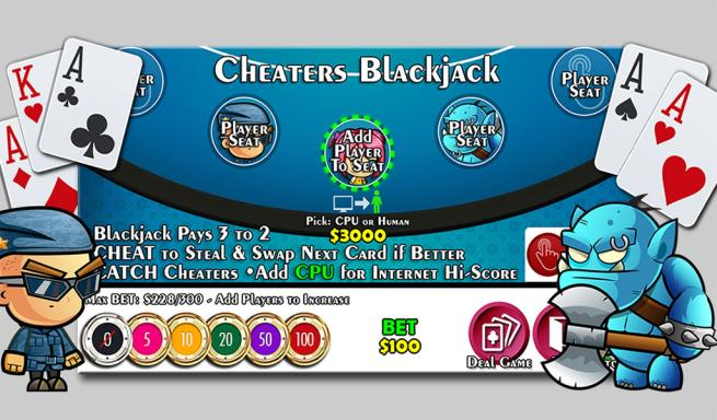 Cheaters Blackjack 21 Torrent Download