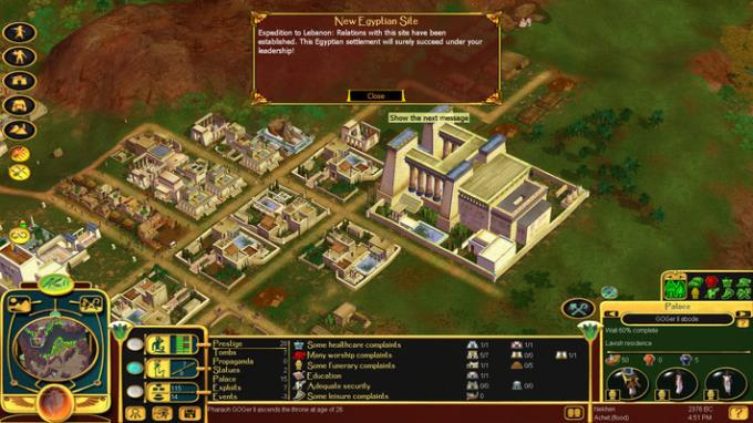 Children of the Nile Complete PC Crack
