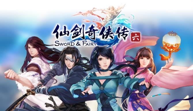 仙劍奇俠傳六 (Chinese Paladin:Sword and Fairy 6) Free Download