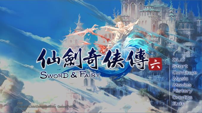 仙劍奇俠傳六 (Chinese Paladin:Sword and Fairy 6) Torrent Download