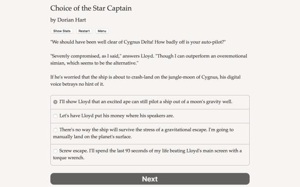 Choice of the Star Captain Torrent Download