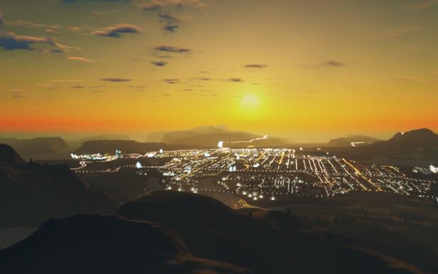 Cities: Skylines - After Dark Torrent Download