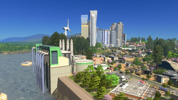 Cities: Skylines - Green Cities Torrent Download