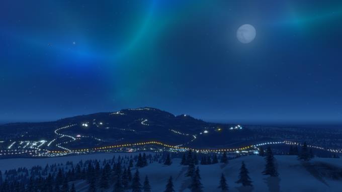 Cities: Skylines - Snowfall PC Crack