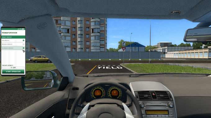 City Car Driving Torrent Download