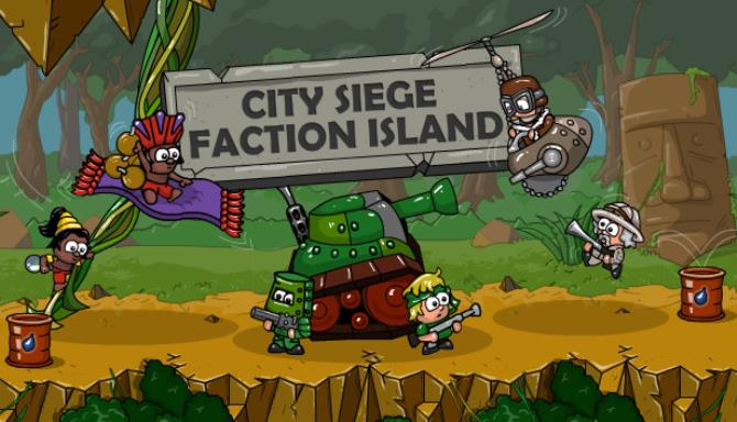 City Siege: Faction Island Free Download