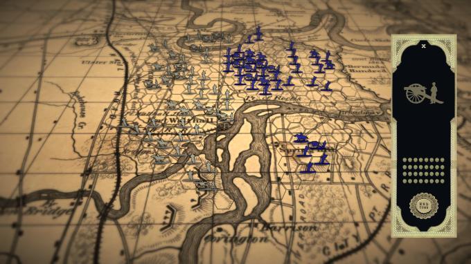 Civil War: Battle of Petersburg PC Crack