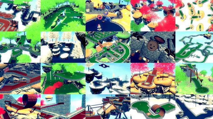 Cloudlands : VR Minigolf PC Crack