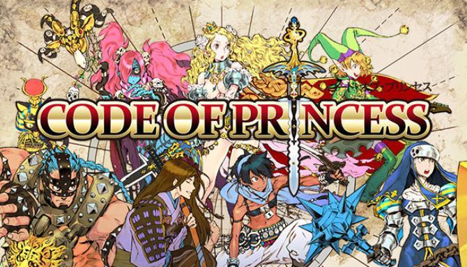 Code of Princess Free Download
