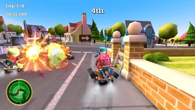 Coffin Dodgers PC Crack