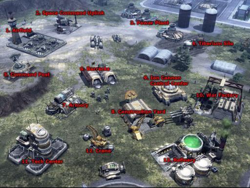 Command & Conquer 3: Tiberium Wars PC Crack