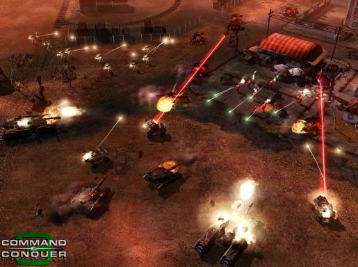 Command & Conquer 3: Tiberium Wars Torrent Download