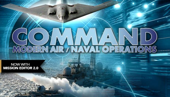Command: Modern Air / Naval Operations WOTY Free Download