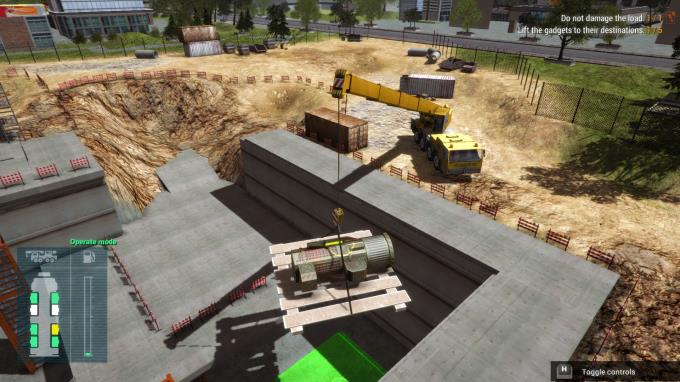 Construction Machines Simulator 2016 PC Crack