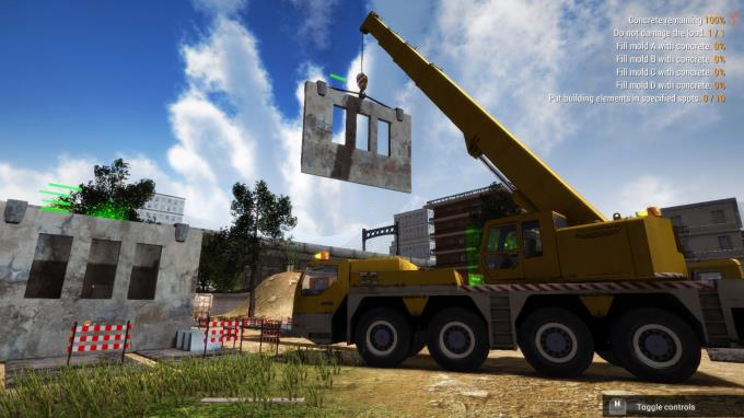Construction Machines Simulator 2016 Torrent Download
