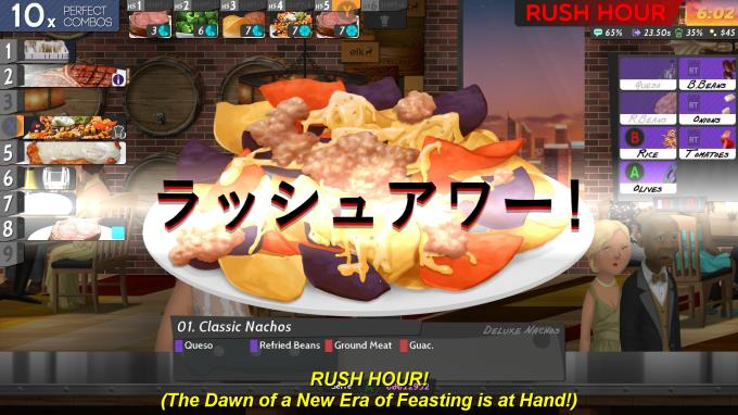 Cook, Serve, Delicious! 2!! PC Crack
