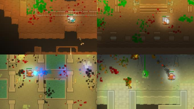 Crawlers and Brawlers Torrent Download