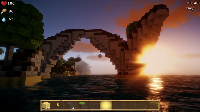 Cube Life: Island Survival Torrent Download