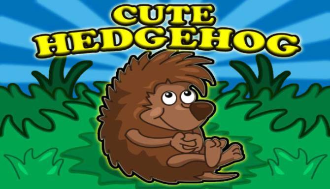 Cute Hedgehog Free Download