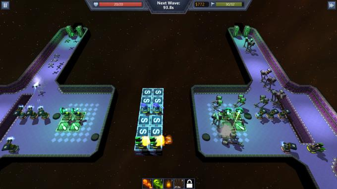 Cyborg Tower Defense Torrent Download