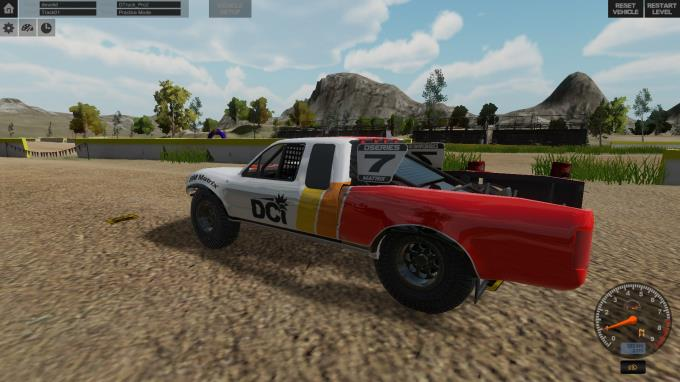 D Series OFF ROAD Driving Simulation Torrent Download