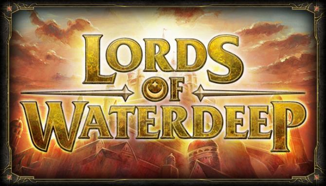 D&D Lords of Waterdeep Free Download