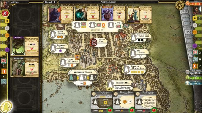D&D Lords of Waterdeep PC Crack