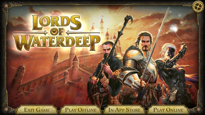 D&D Lords of Waterdeep Torrent Download