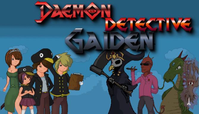 Daemon Detective Gaiden Free Download