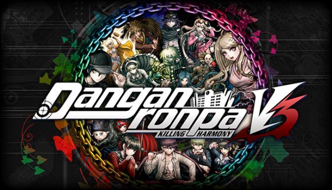 Danganronpa V3: Killing Harmony Free Download