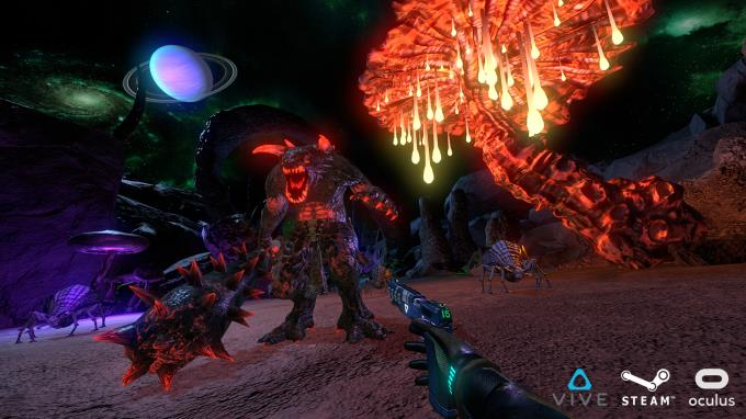 Dark Legion VR Torrent Download