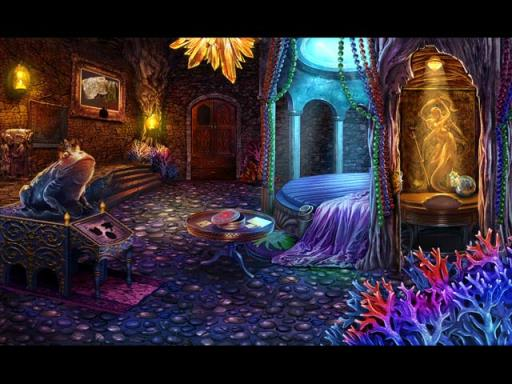 Dark Parables: The Little Mermaid and the Purple Tide PC Crack