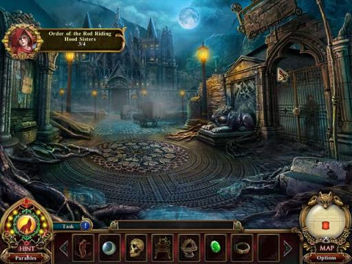 Dark Parables: The Red Riding Hood Sisters PC Crack