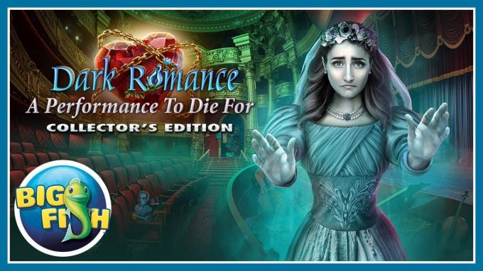 Dark Romance: A Performance to Die For Collector's Edition Free Download