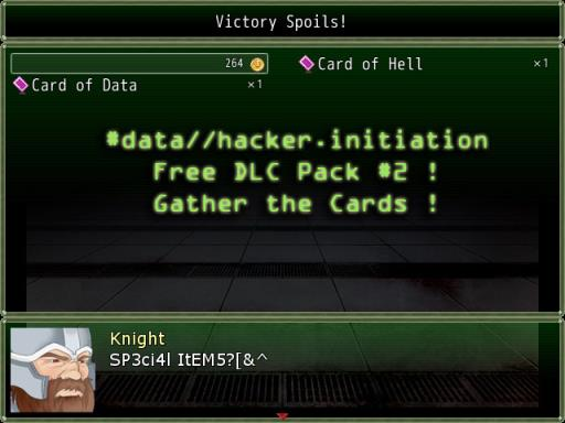 Data Hacker: Initiation PC Crack