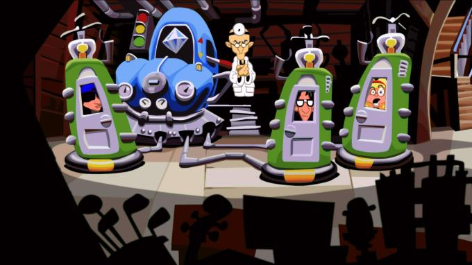 Day of the Tentacle Remastered PC Crack