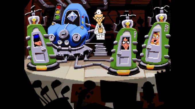 Day of the Tentacle Remastered Torrent Download