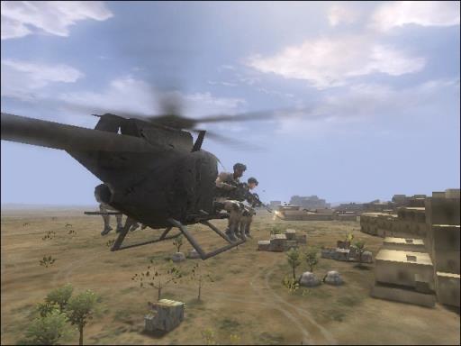 Delta Force: Black Hawk Down PC Crack