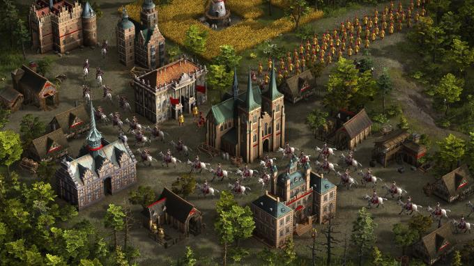 Deluxe Content - Cossacks 3: Days of Brilliance PC Crack