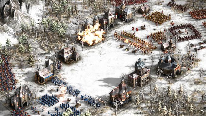 Deluxe Content - Cossacks 3: Rise to Glory Torrent Download