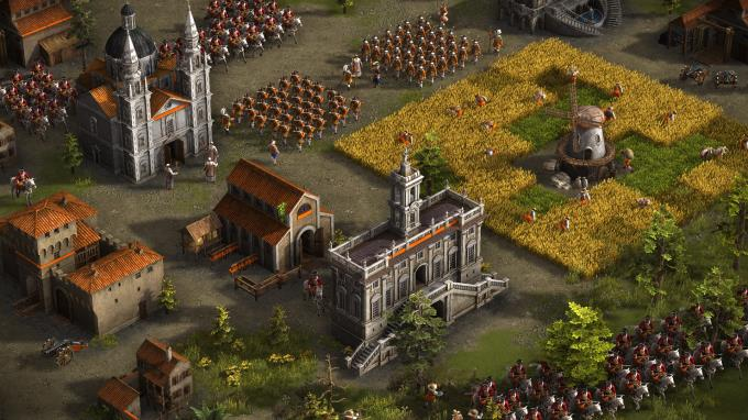 Deluxe Content - Cossacks 3: The Golden Age Torrent Download