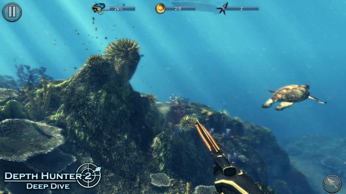 Depth Hunter 2: Deep Dive PC Crack