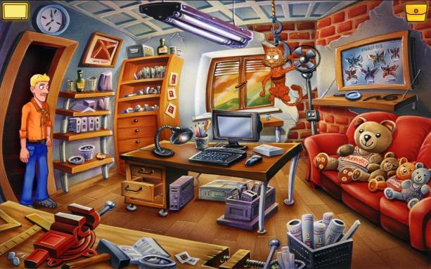 Detective Hayseed - Hollywood PC Crack
