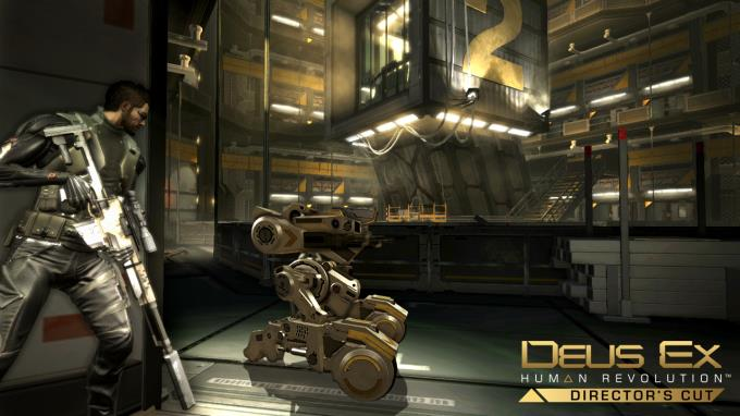 Deus Ex: Human Revolution - Director's Cut Torrent Download