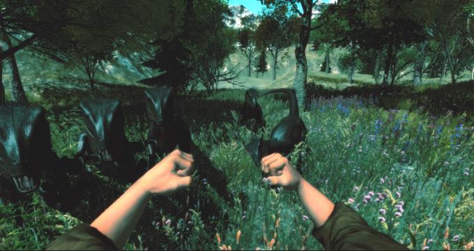 Dinosaur Forest PC Crack